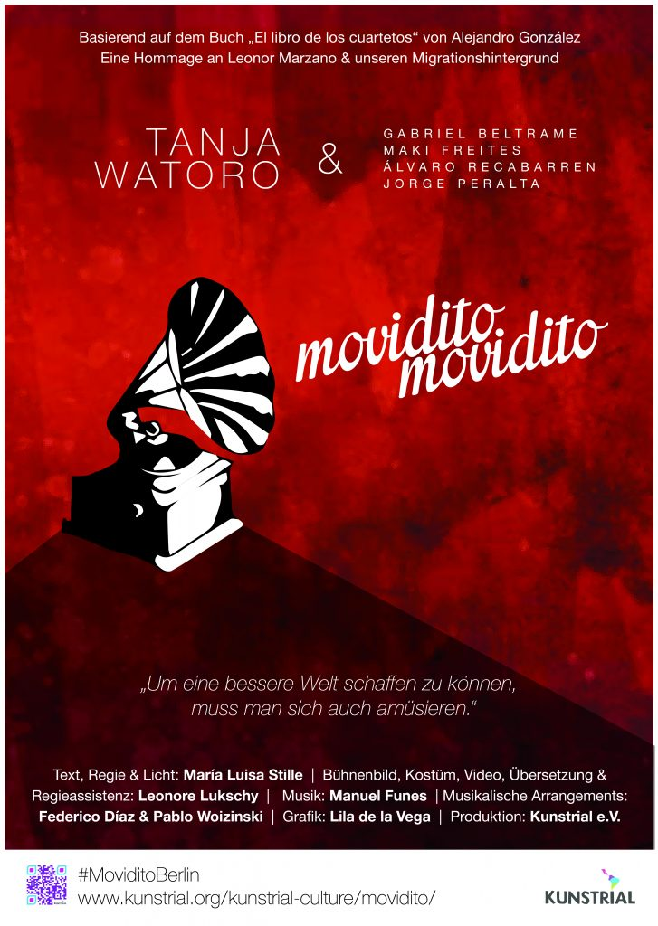 Poster Movidito Movidito